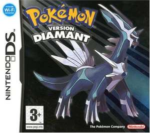 Pokemon: Diamant Edition / Version