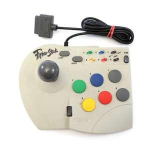 Arcade Stick / Joystick / Fighter Stick / AS-9981-SF #grau [Asciiware]