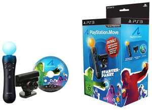 Original Move Starter Pack + Motion Controller + Kamera [Sony]