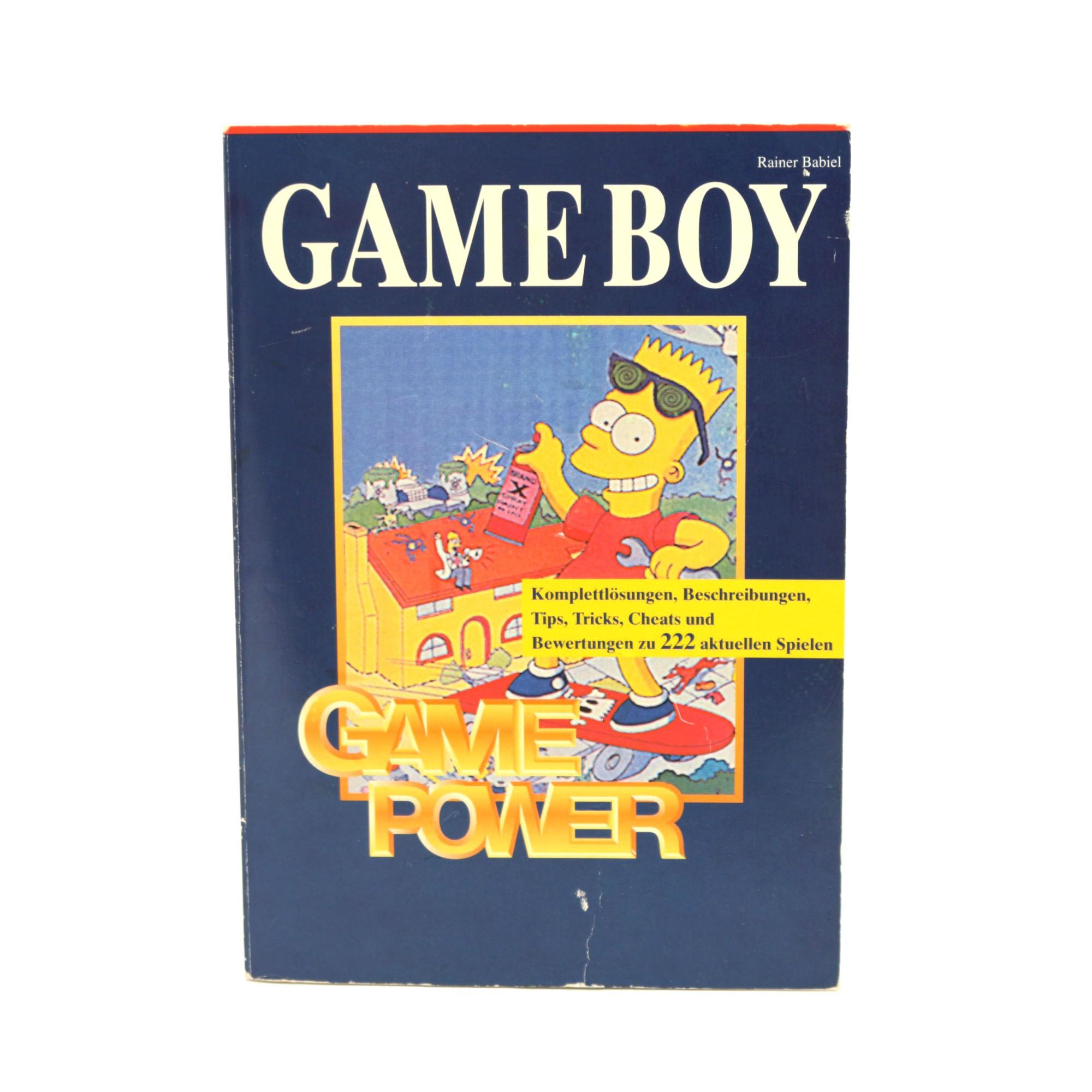 Game Power: Komplettlösungen, Beschreibungen, Spieleratgeber zu 222 Spielen [Sybex]
