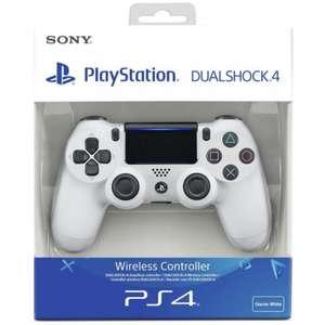 Original Wireless DualShock 4 Controller #Glacier White V2