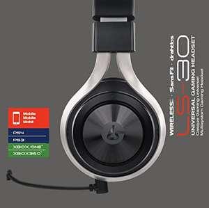 LS30 Wireless Gaming Headset #schwarz [Lucidsound]