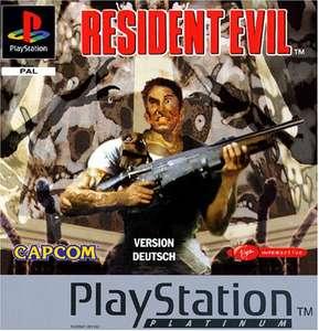 Resident Evil [Platinum]