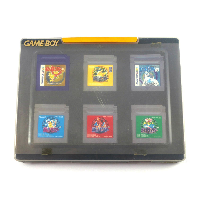 Transport Case / Box: Pocket Monster