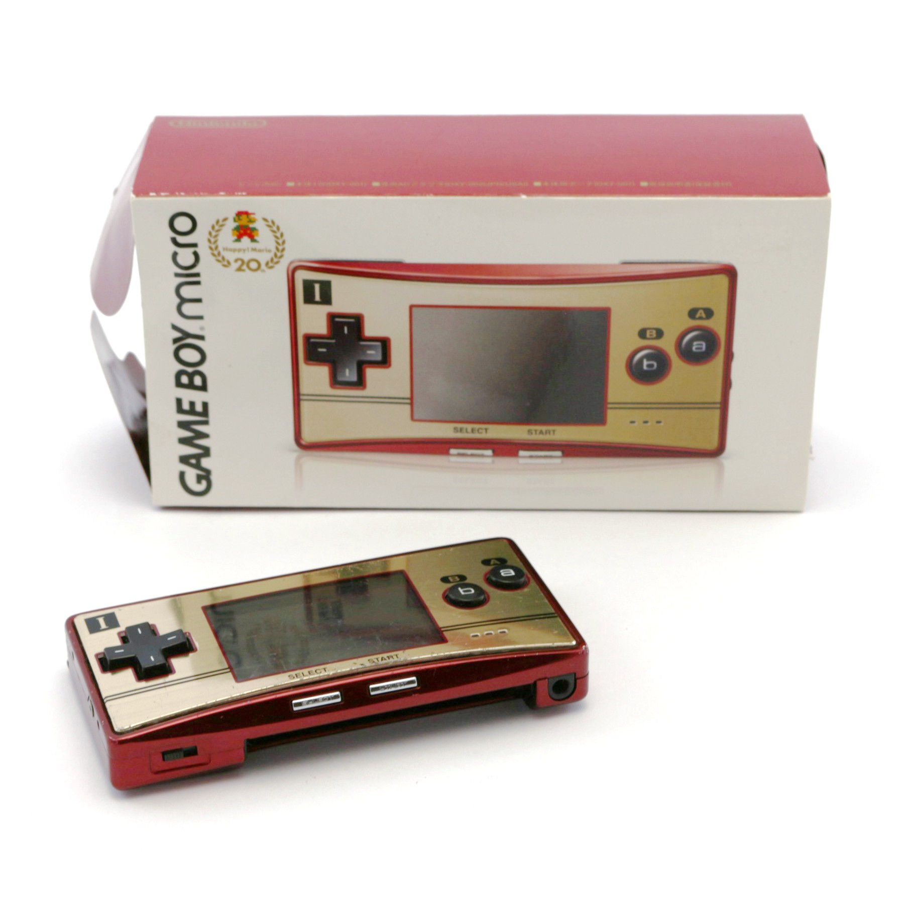 Konsole #Famicom Happy Mario 20th Anniv. + Netzteil