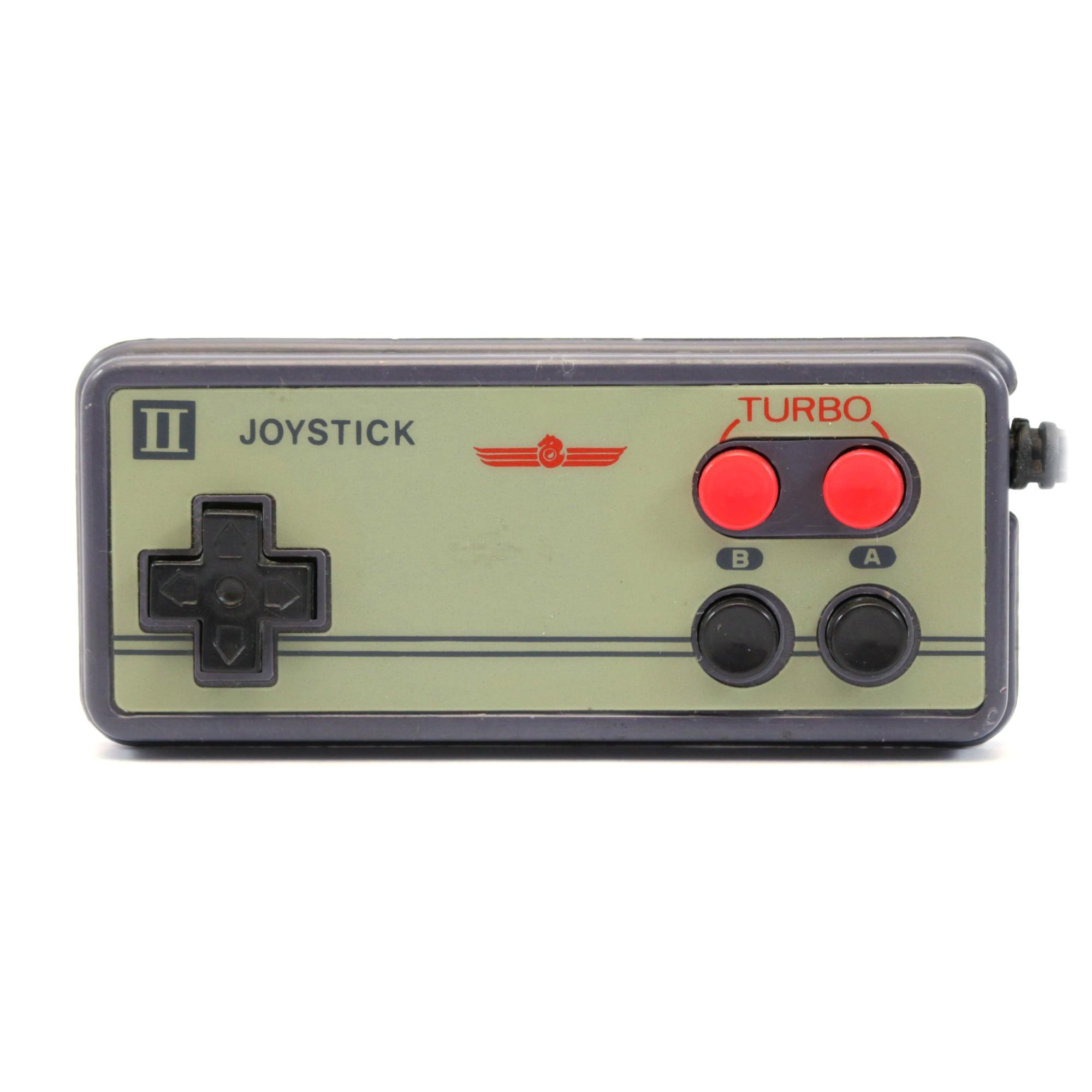 Controller / Control Pad mit Turbo #grau Joystick II