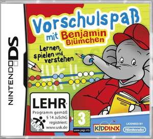 Benjamin Blümchen Vorschulspaß: Lernen, spielen und verstehen