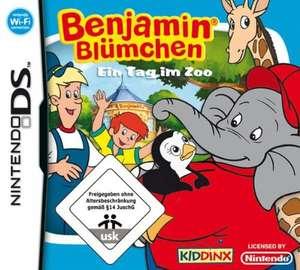 Benjamin Blümchen: Ein Tag im Zoo
