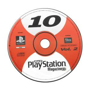 Official UK Playstation Magazine CD - Demo CD