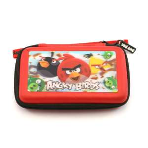 Tasche / Carry Case / Travel Bag #Angry Birds 3D [GameOn]