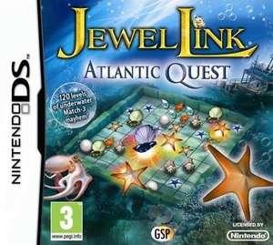 Jewel Link: Atlantic Quest