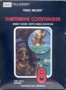 Submarine Commander [Sears / Tele-Games]