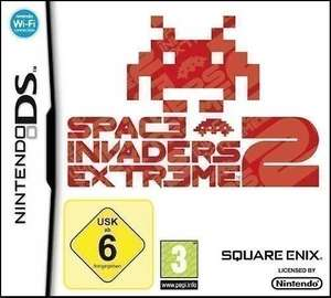 Space Invaders Extreme 2 SquareEnix