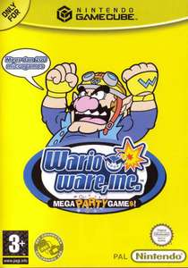 Wario Ware: Mega Party Games