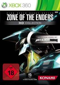 Zone of the Enders HD Collection + Metal Gear Rising: Revengeance Demo