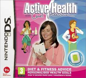 Active Health with Carol Vorderman + Activity Meter