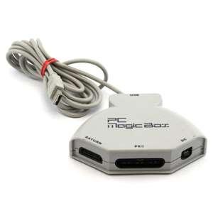 Multi-Controller-Adapter Saturn / PS2 / DC auf USB