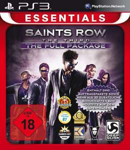 Saints Row: The Third #The Full Package [Essentials]