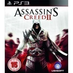 Assassin's Creed II #Game of the Year Edition [Platinum]