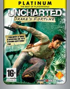 Uncharted: Drake's Fortune [Platinum]