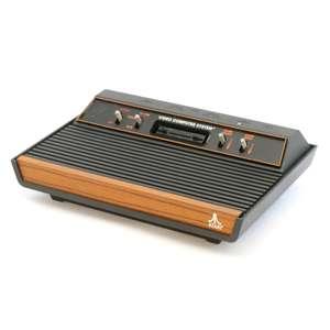 Konsole CX-2600 AP #4 Schalter Holz-Design