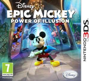 Epic Mickey: Power of the Illusion