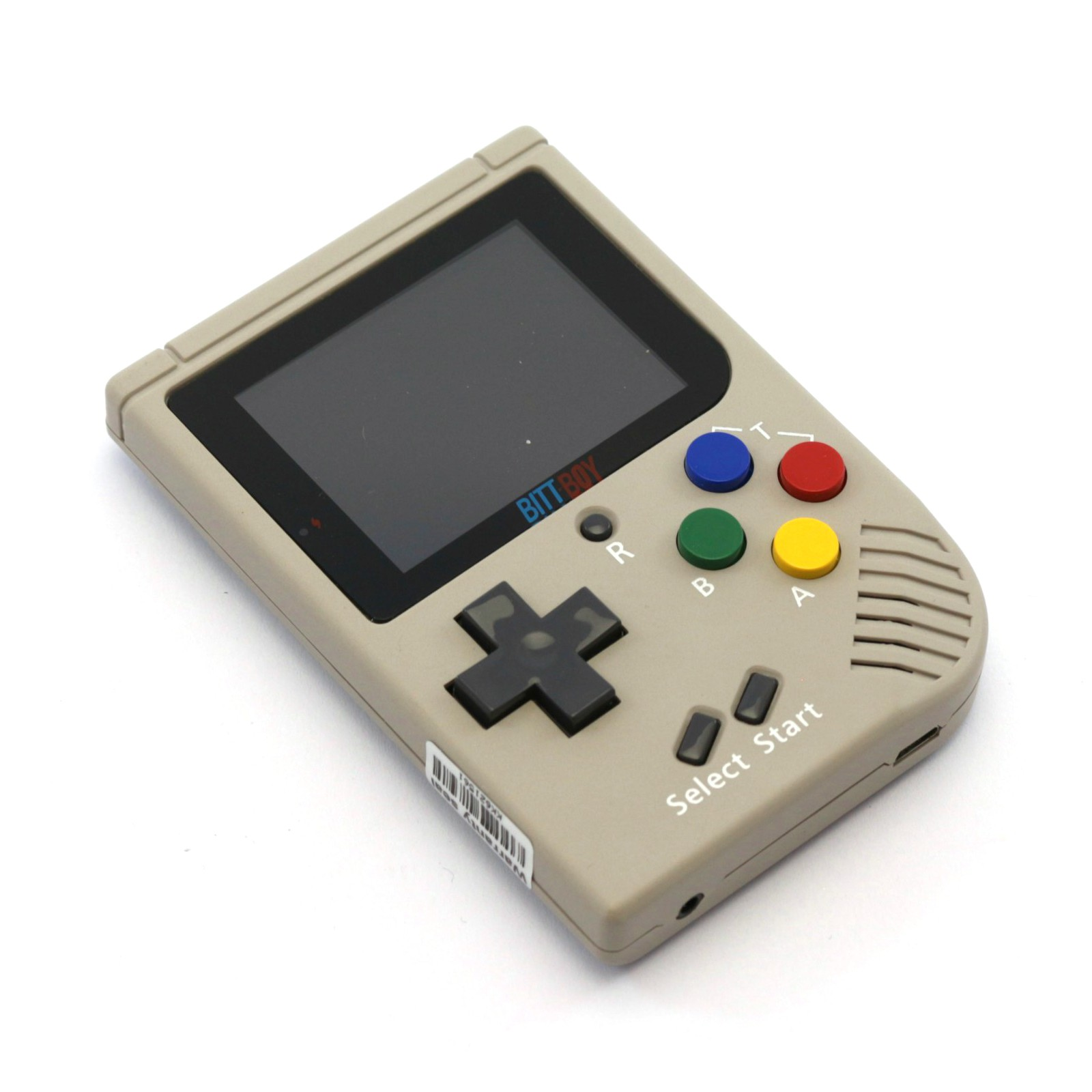 BittBoy Mini NES Handheld / Konsole #SFC Style [BittBoy]