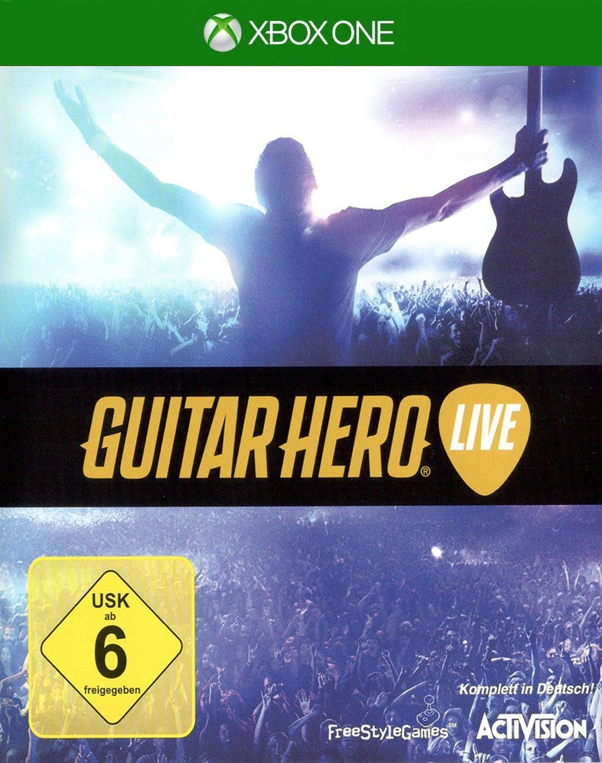Xbox One - Guitar Hero: Live