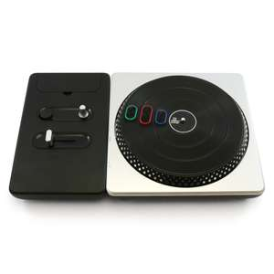 DJ Hero Wireless Turntable Controller