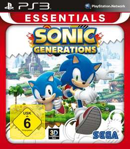 Sonic Generations [Essentials]