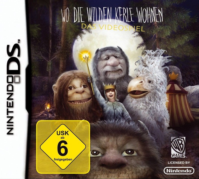 Wo die wilden Kerle wohnen / Where the Wild Things Are