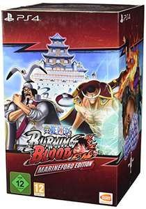 One Piece: Burning Blood #Marineford Edition