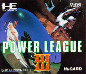 Power League III / 3 Vol. 31
