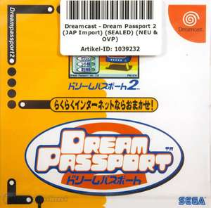Dream Passport 2