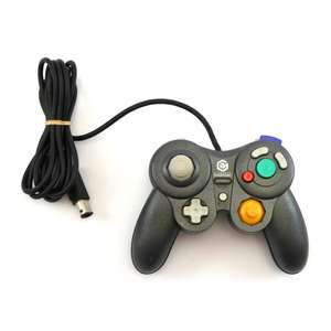 Controller / Pad Mini #grau-metallic mit Turbo [Jesnet]
