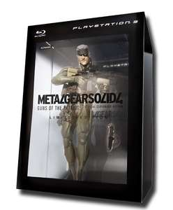 Metal Gear Solid 4: Guns of Patriot #Limited Edition