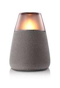 LG PH3G Bluetooth Lautsprecher #silbergrau [LG Electronics]