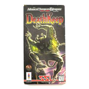 Advanced Dungeons & Dragons 2nd Edition: Death Keep