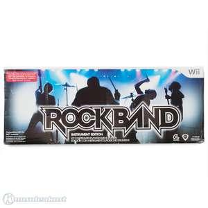 Rock Band 1 Band Pack + Schlagzeug + Gitarre + Mikrofon