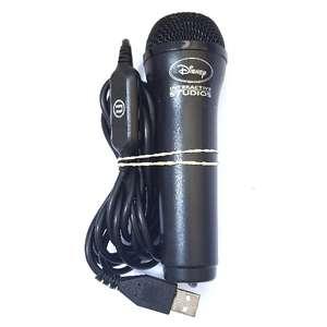 Mikrofon / Microphone mit USB [Disney Interactive Studios]