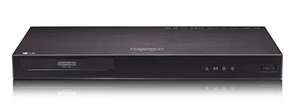 LG UP970 Ultra HD Blu-Ray Player #schwarz [LG Electronics]