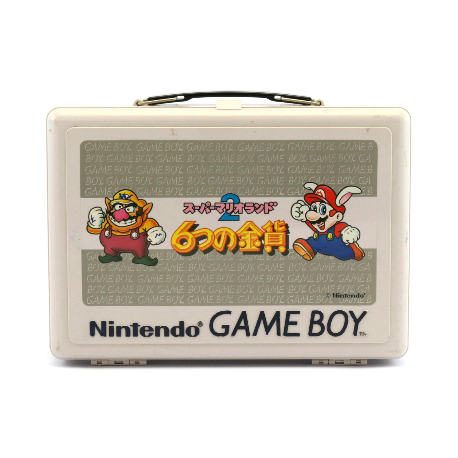 Original Koffer / Case / Tasche #Super Mario Land 2 [Nintendo]