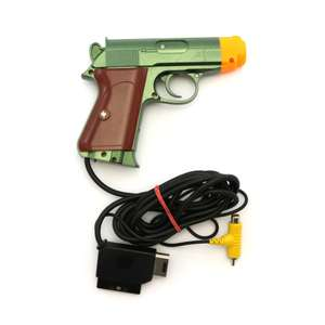 Recoil Light Gun / Pistole / Phaser #metallic-grün [Scorpion]