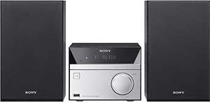 Sony CMT-SBT20 Micro-Systemanlage #silber