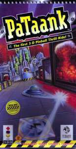 PaTaank: The First 3-D Pinball Thrill-Ride!