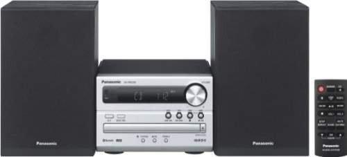 Panasonic Micro HiFi SC-PM250EG-S #silber