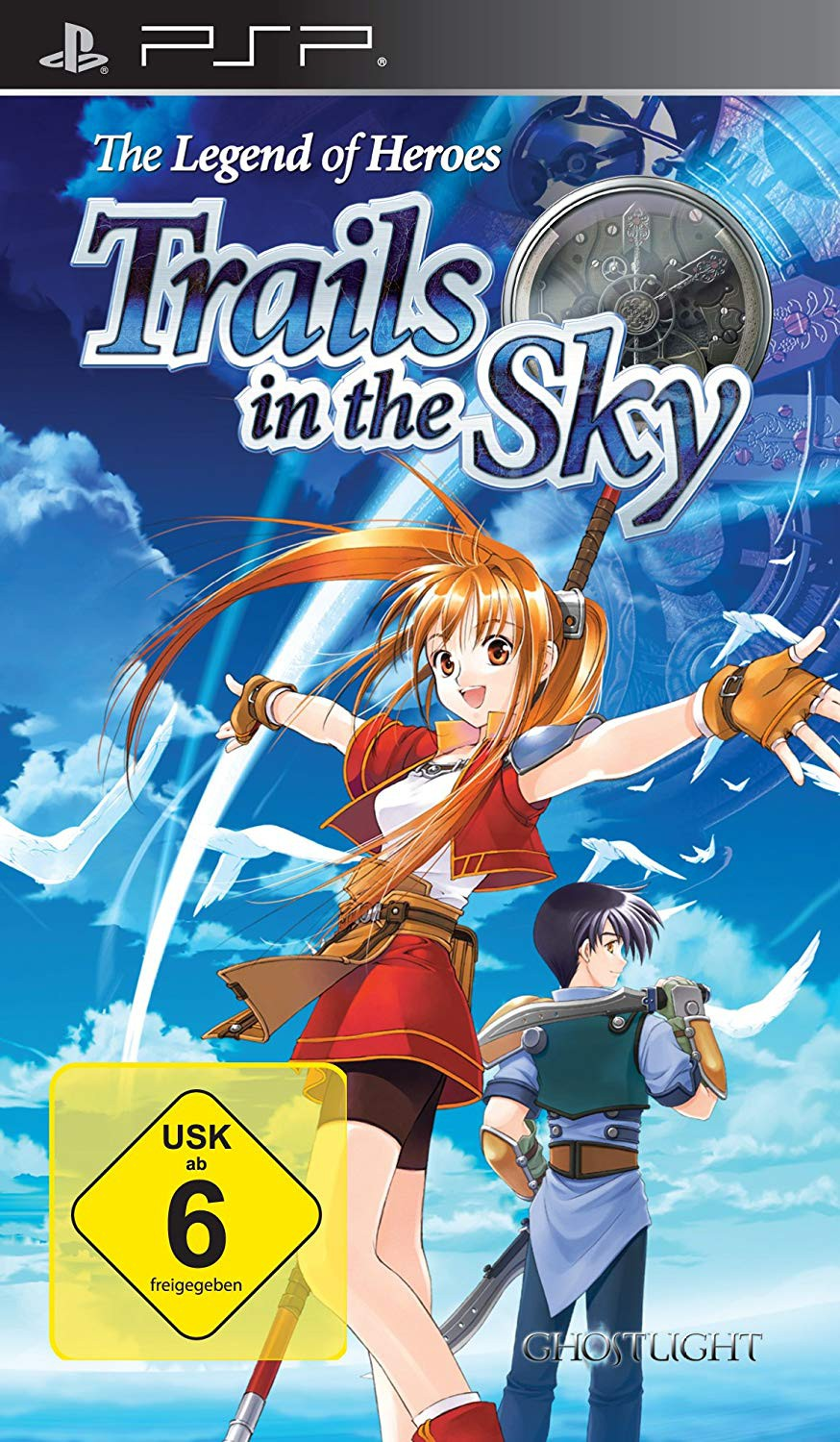 The Legend of Heroes: Trails in the Sky + Soundtrack
