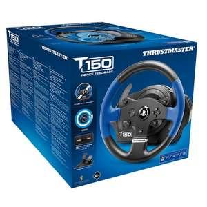 Lenkrad / Racing / Steering Wheel mit Pedale #T150 RS [Thrustmaster]