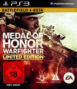 Medal of Honor: Warfighter #Limited Edition
