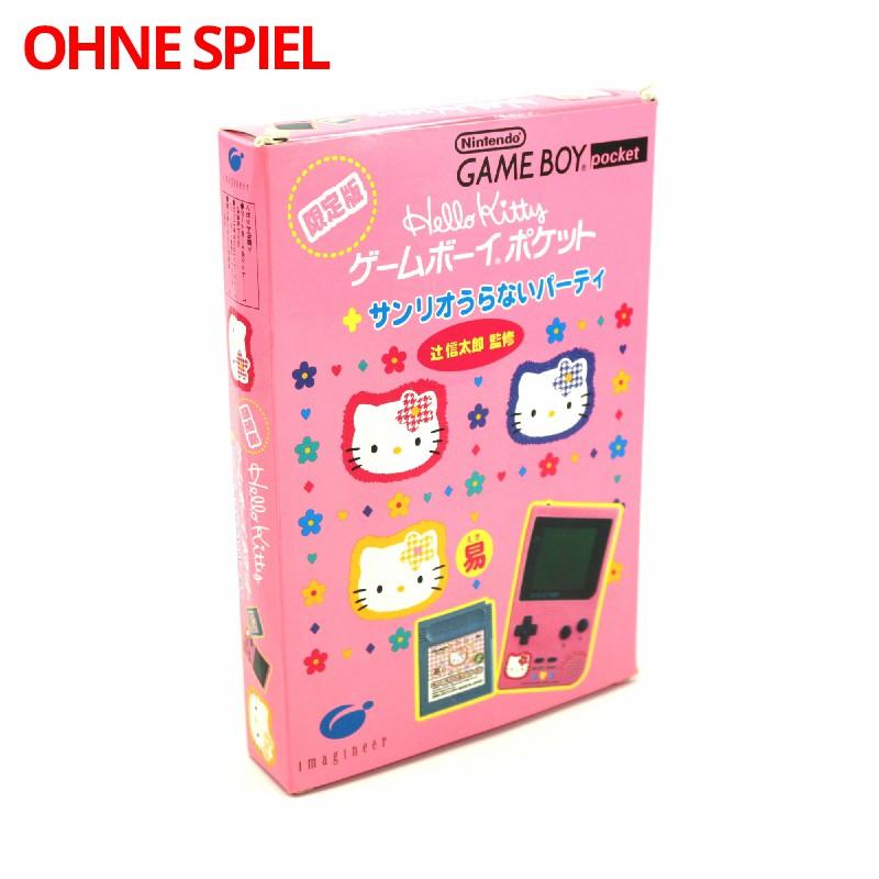 Konsole #Hello Kitty Special Ed.